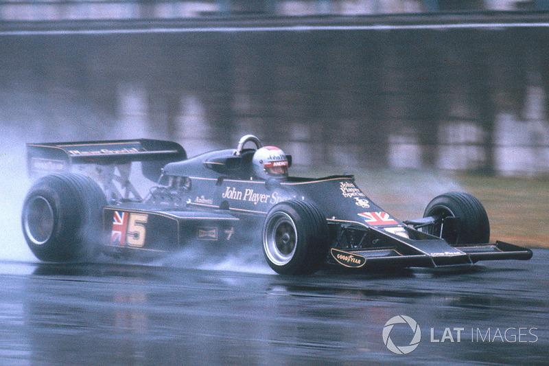 1976 Mario Andretti, Lotus