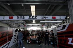 Чжан Чженьдун, ZZZ Team, Audi RS3 LMS TCR