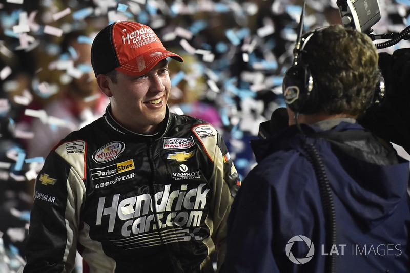 NASCAR Xfinity Series - Charlotte II - Alex Bowman