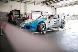 Ümit Ülkü, Porsche 911 GT3, Toksport WRT