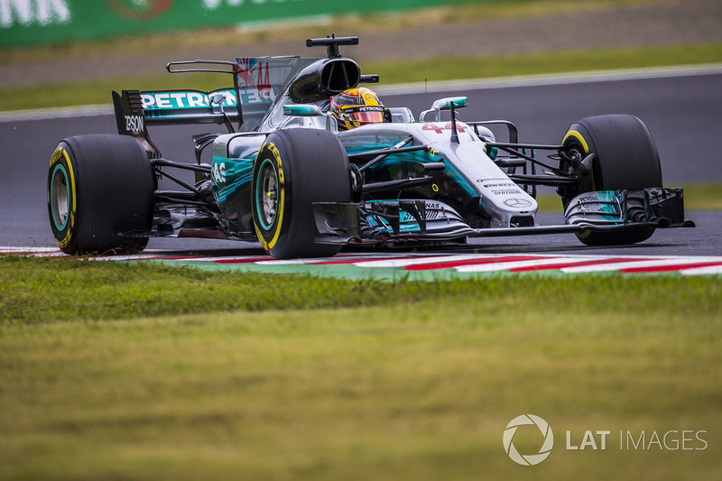 2017: Mercedes F1 W08 EQ Power