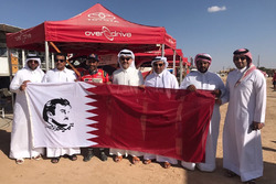 #300 Toyota Hilux: Nasser Al-Attiyah celebra la victoria