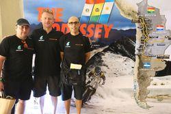 #500 Team De Rooy Iveco: Жерар де Рой, Мои Торралардона и Дарек Родевальд