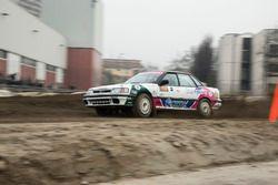 Salvatore Riolo, Subaru Legacy RS