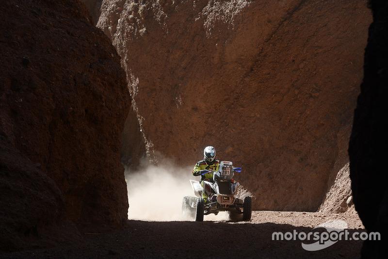 #281 Yamaha: Gaston Gonzalez