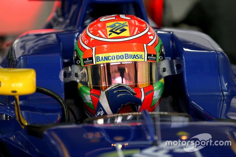 Brésil 2016 - Felipe Nasr, Sauber
