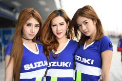 Lovely Suzuki girls