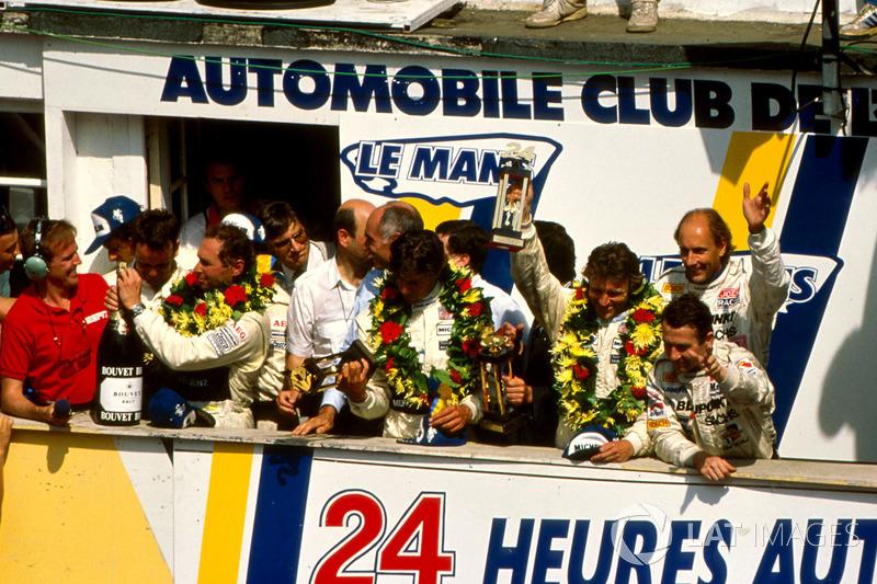1989: Jochen Mass, Manuel Reuter, Stanley Dickens