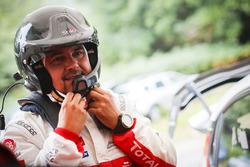 Daniel Elena, Citroën