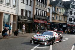 #22 Wochenspiegel Team Monschau, Ferrari 488 GT3: Georg Weiss, Oliver Kainz, Jochen Krumbach, Mike S