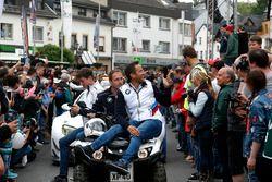 #43 BMW Team Schnitzer, BMW M6 GT3: Alexander Lynn, Antonio Felix Da Costa, Timo Scheider