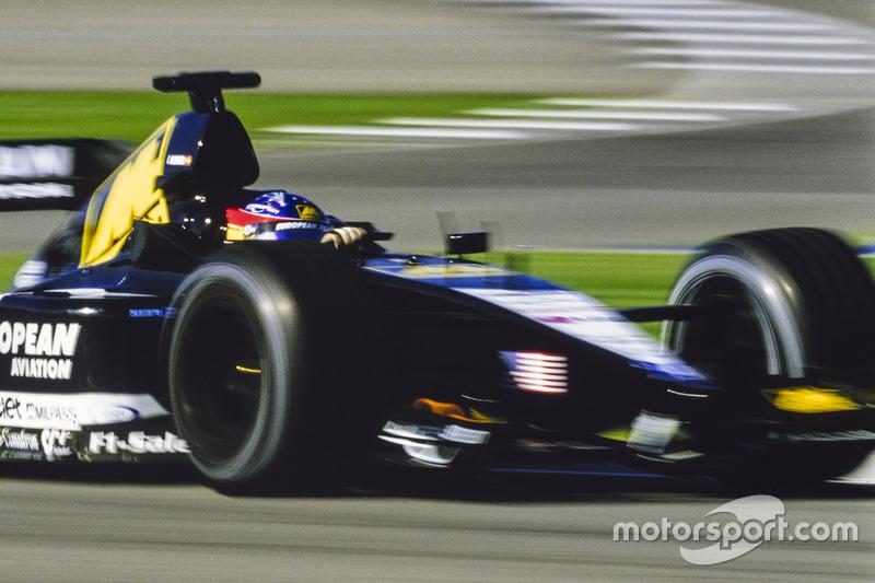 Minardi PS01