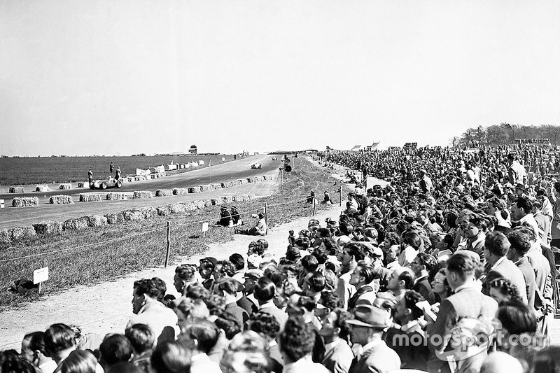 70 GP de Gran Bretaña 1950