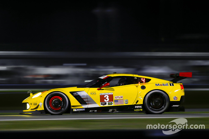 4. GTLM: #3 Corvette Racing, Chevrolet Corvette C7.R