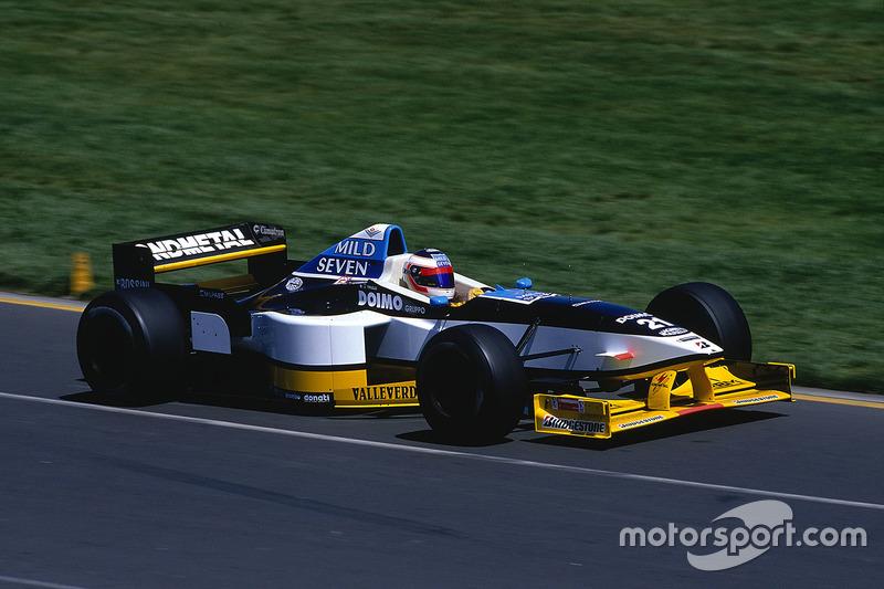 #21: Jarno Trulli, Minardi, M197