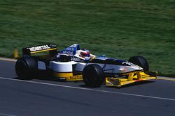 Jarno Trulli, Minardi M197