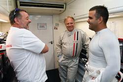 Пол Стоддарт, Джин Хаас и Жолт Баумгартнер, F1 Experiences