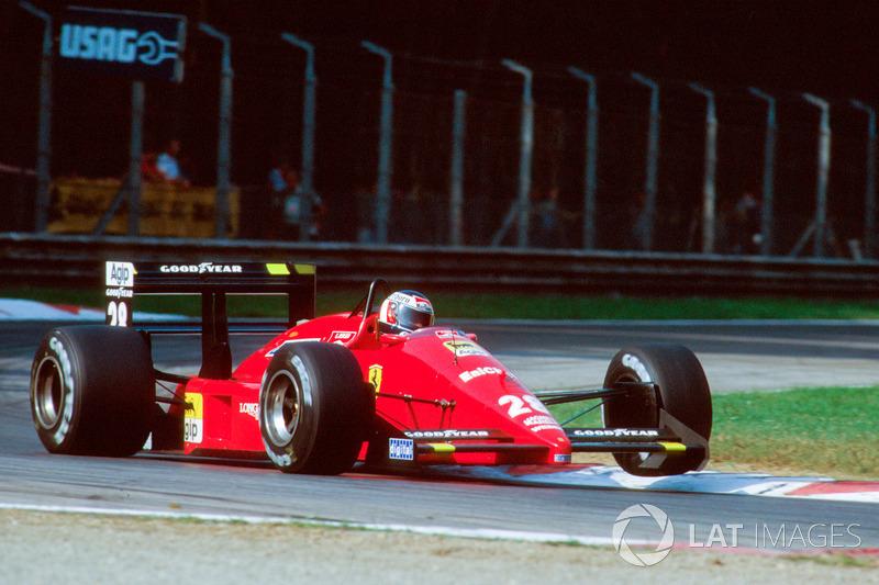 Italie 1988 - Ferrari