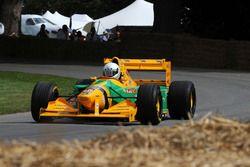 Stephan Ottavanelli Benetton B193