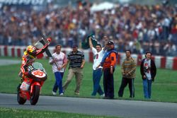 Winnaar Valentino Rossi