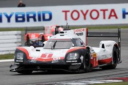 1 Porsche Team 919 Hybrid Neel Jani Andre Lotterer Nick Tandy