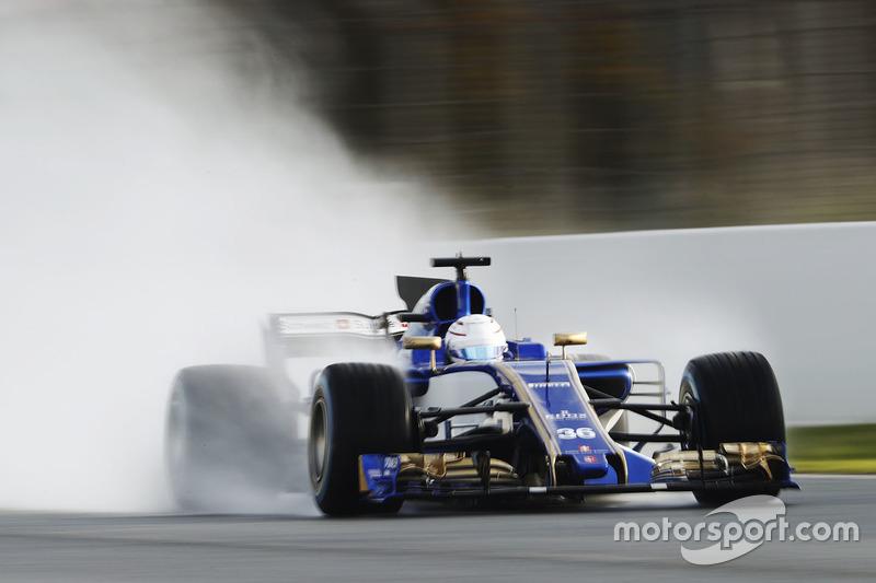Антоніо Джовінацці, Sauber C36