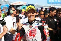 Winnaar Takaaki Nakagami, Idemitsu Honda Team Asia