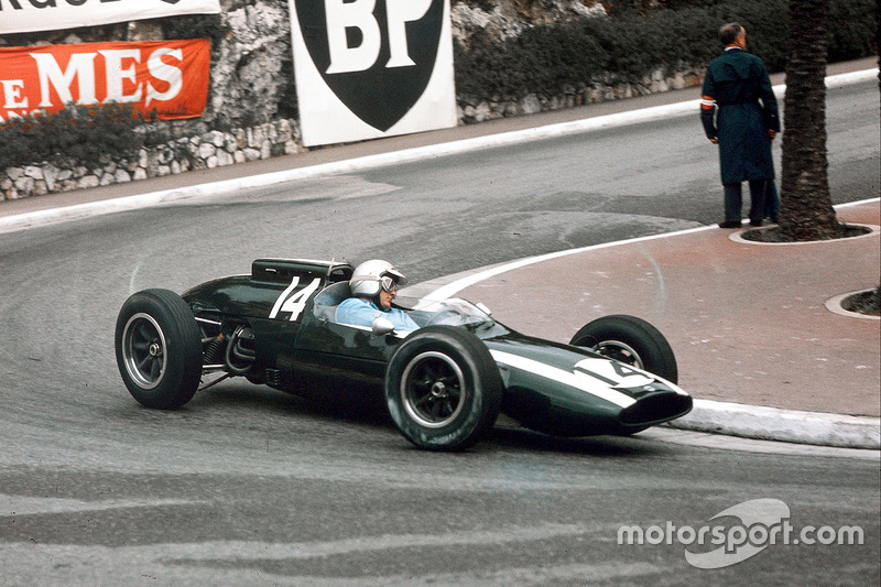 Bruce McLaren - 4 vitórias
