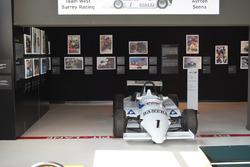 Formel-3-Auto von Ayrton Senna aus der Britischen Formel 3 1983