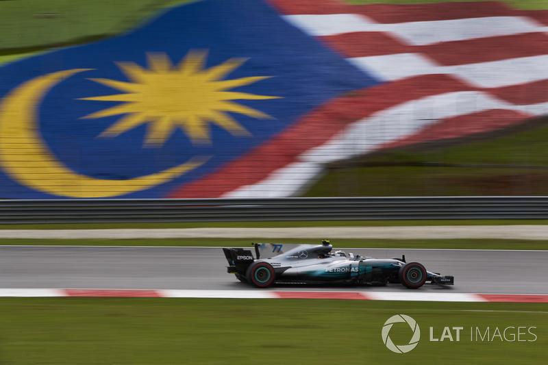 5. Valtteri Bottas, Mercedes AMG F1 W08