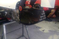 Rear jack points baru Mygale M14-F4 Formula 4 SEA