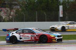 #36 Walkenhorst Motorsport BMW M6 GT3: Henry Walkenhorst, Matias Henkola, Ace Robey