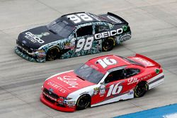 Ryan Reed, Roush Fenway Racing Ford Casey Mears, Biagi-DenBeste Racing Ford