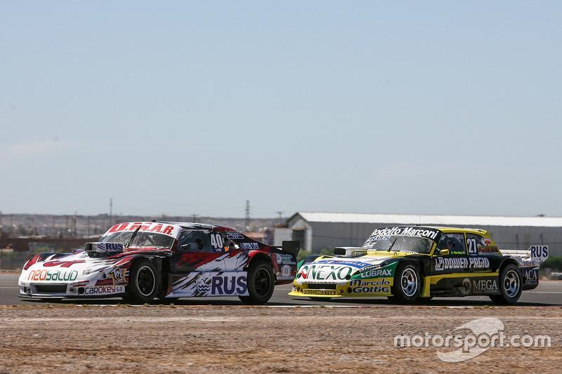 Christian Dose, Dose Competicion Chevrolet, Omar Martinez, Martinez Competicion Ford