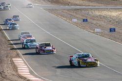 Nicolas Bonelli, Bonelli Competicion Ford, Juan Manuel Silva, Catalan Magni Motorsport Ford, Agustin