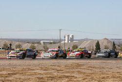 Martin Serrano, Coiro Dole Racing Chevrolet, Juan Pablo Gianini, JPG Racing Ford, Juan Manuel Silva, Catalan Magni Motorsport Ford, Esteban Gini, Alifraco Sport Chevrolet