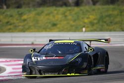#42 Strakka Racing, McLaren 650 S GT3: Strakka Racing, Nick Leventis, Lewis Williamson, Craig Flemin