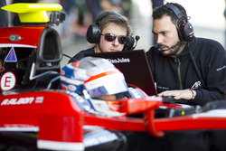 Alexander Albon, ART Grand Prix