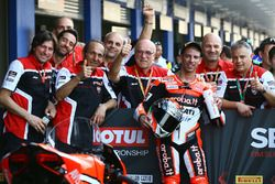 Terzo posto, Marco Melandri, Ducati Team