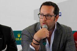 Ricardo González director general de las 6 Horas de México