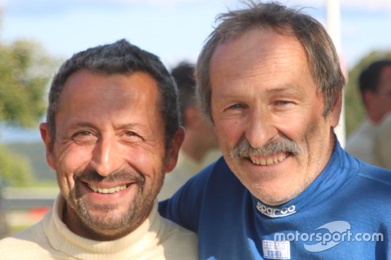 Manuel Santonastaso e Ruedi Fuhrer