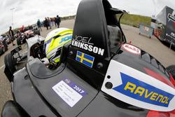 Джоэль Эрикссон, Motopark, Dallara F317 – Volkswagen