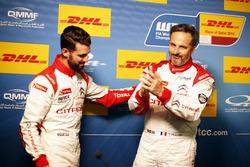 José María López and Yvan Muller, Citroën World Touring Car Team