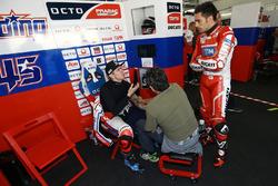 Scott Redding, Octo Pramac Racing, Michele Pirro, Octo Pramac Racing
