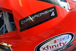 Sticker: Championship-Round der NASCAR Xfinity-Serie