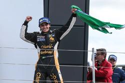Ganador de la carrera Pietro Fittipaldi, Lotus