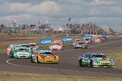 Gaston Mazzacane, Coiro Dole Racing Chevrolet, Nicolas Bonelli, Bonelli Competicion Ford, Agustin Ca