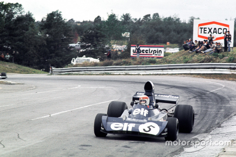 Jackie Stewart (1969, 1971 and 1973)