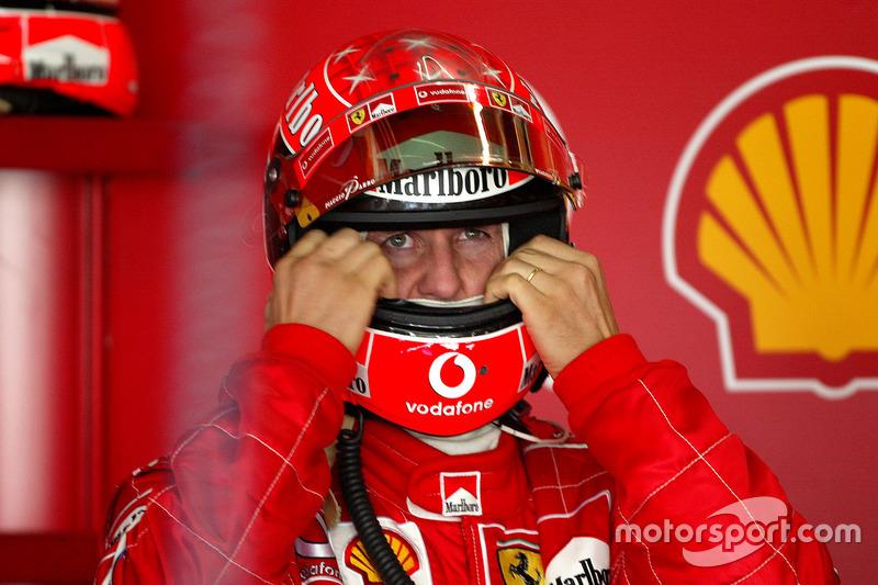 2002: Ferrari