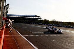 #32 United Autosports, Ligier JSP217 - Gibson: William Owen, Hugo de Sadeleer, Filipe Albuquerque se